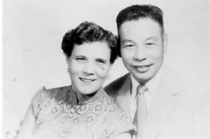 Случай свел Цзян Цзинго и Фаину, и больше они не расставались. /Фото: pervo.info