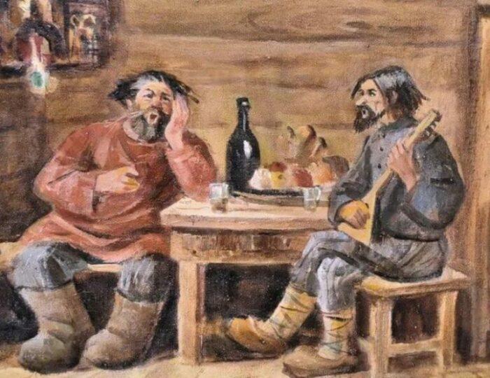 Алкоголикам не стоило рассчитывать на Царствие небесное. /Фото: narkonet.info