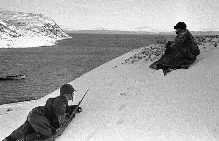 Рыбачий дозор. /Фото: arctic.ru