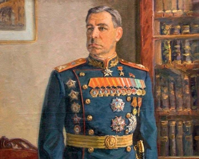 Маршал из белогвардейцев Говоров. /Фото: kirovpravda.ru