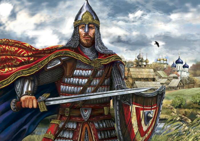 Русские воины презрительно относились к трусости. /Фото: 4.404content.com