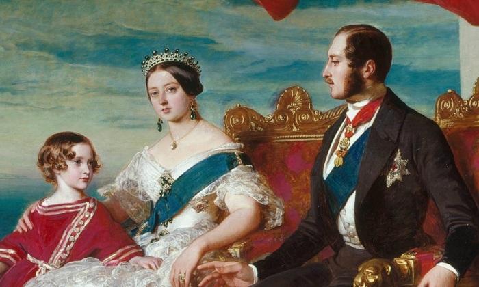 Королева Виктория вышла замуж за принца Альберта. /Фото: miro.medium.com