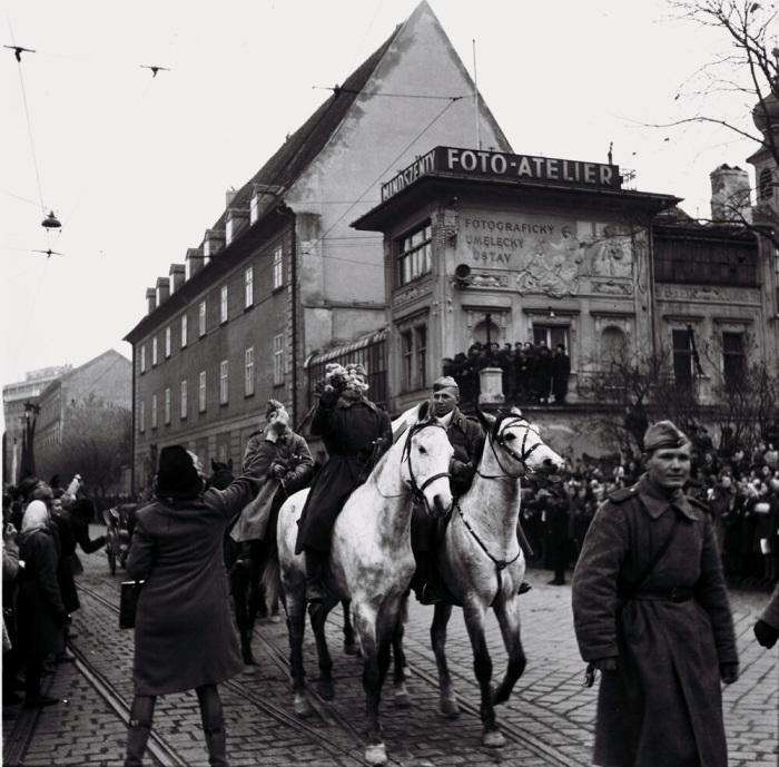 Братислава, 4 апреля 1944 год. /Фото: 19sh.ru