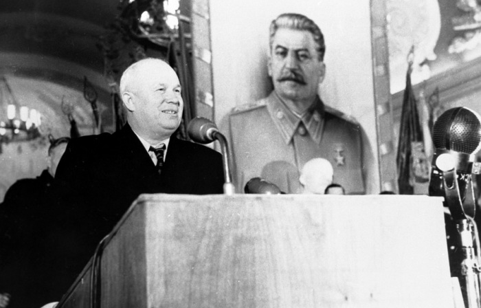 Хрущев лишил историю понятия о десяти сталинских ударах. /Фото: ic.pics.livejournal.com