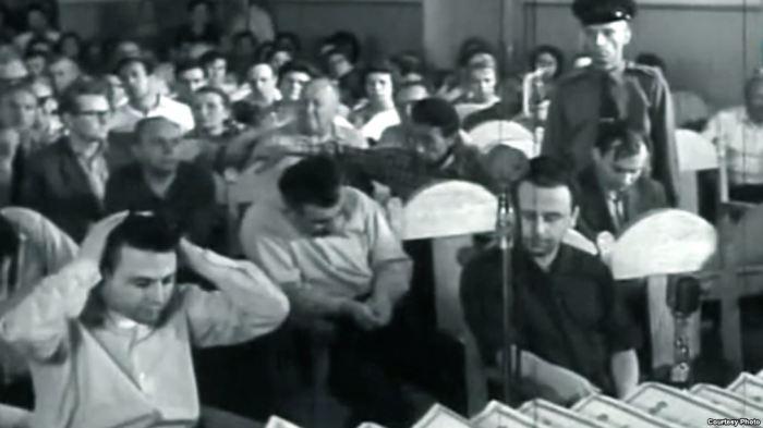 Заседание по делу Рокотова