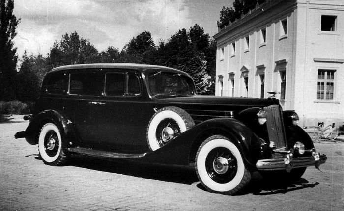 Сталинский Packard./Фото: cs4.pikabu.ru