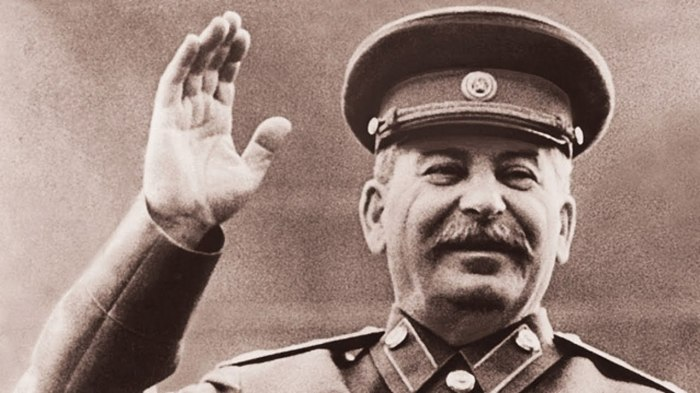 Иосиф Виссарионович Сталин. /Фото: ic.pics.livejournal.com