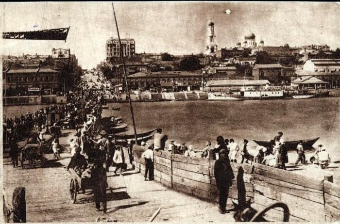 В крупный порт стекались капиталы и преступники. /Фото: ic.pics.livejournal.com