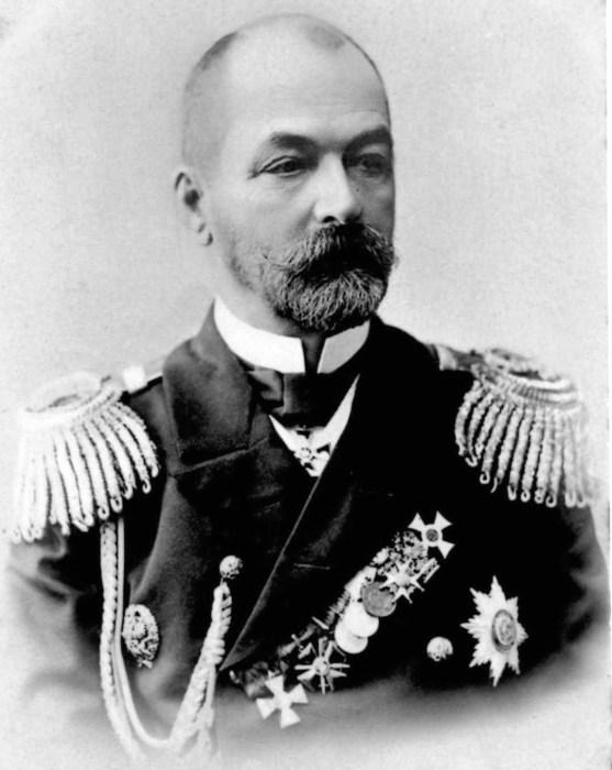 Вице-адмирал Рожественский./Фото: upload.wikimedia.org