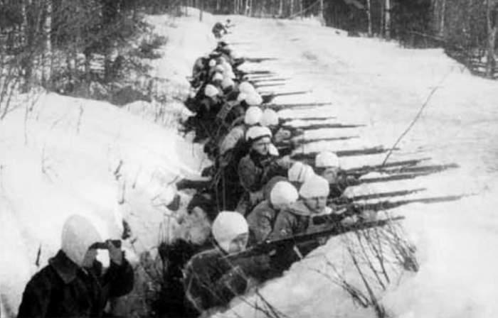 Белая финская армия в Первой мировой./Фото: pm1.narvii.com
