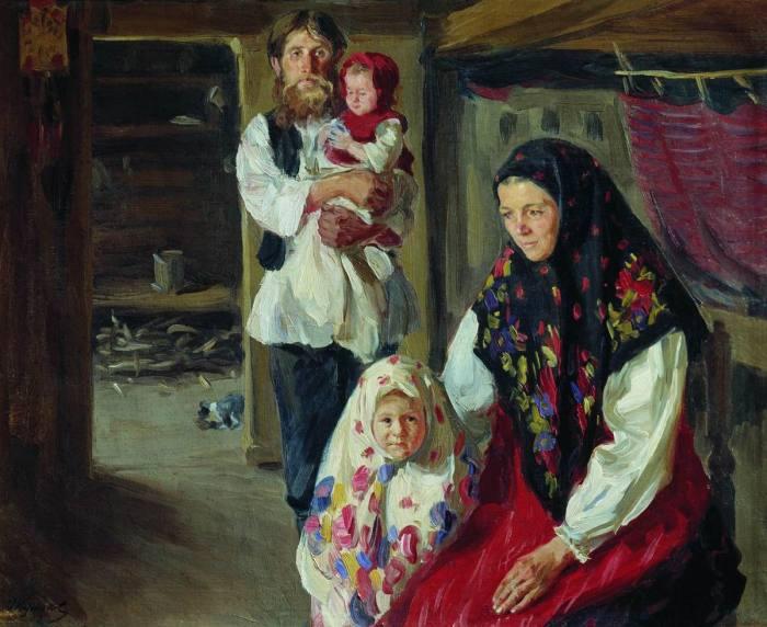 Большуха – главная, та, на ком все ответственные решения в семье. /Фото: regnum.ru