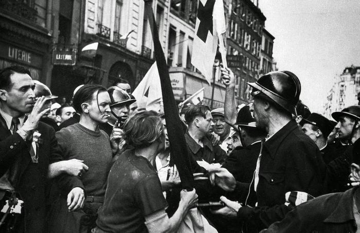 Французское сопротивление. /Фото: humanventure.com