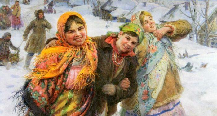 Масленица была и остается одним из любимых народных праздников. /Фото: foma.ru