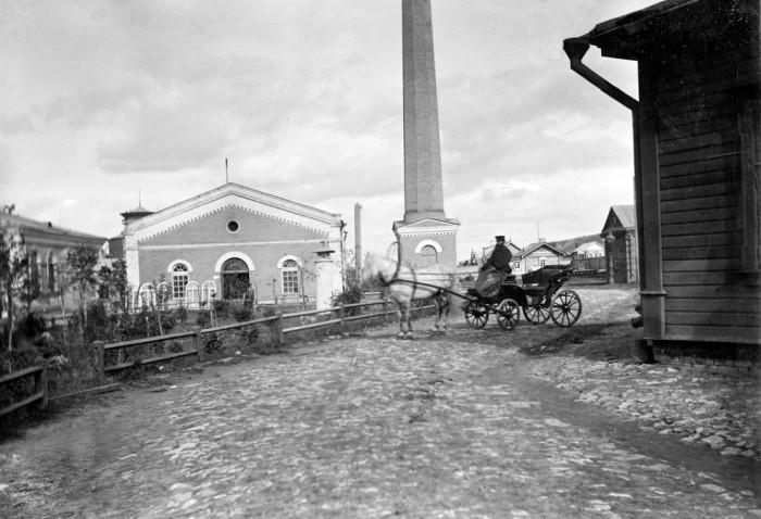 Вопрос о строительстве водопровода в Самаре губернатор Константин Грот поставил перед Самарской городской Думой сразу же после очередного большого пожара 1856 года./Фото: историческая-самара.рф