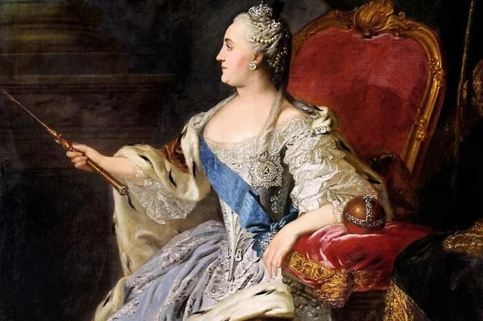 Екатерина II делала щедрые подарки своим подданным. /Фото: img11.postila.ru