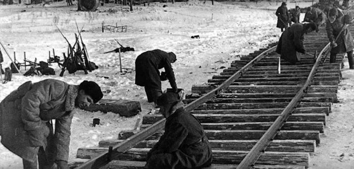 «Дорогу Победы» построили за 17 дней! /Фото: regnum.ru