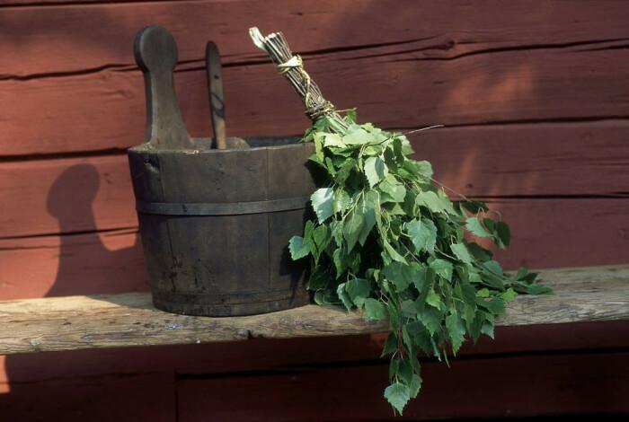 Банные веники для женщин и мужчин делались из веток деревьев разных пород. /Фото: static.life.ru