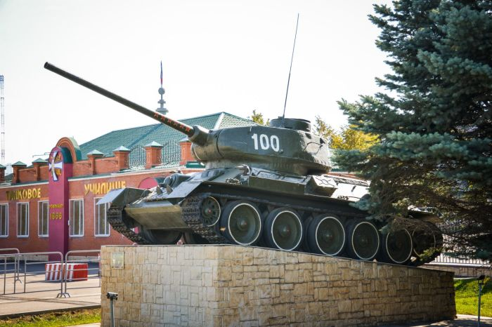 Казанское танковое училище. /Фото: tatmitropolia.ru