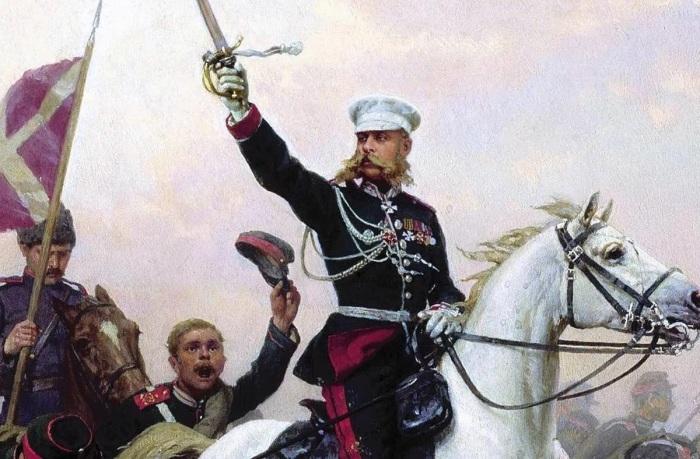 Генерал Скобелев был готов к штурму турецкой столицы. /Фото: avatars.mds.yandex.net
