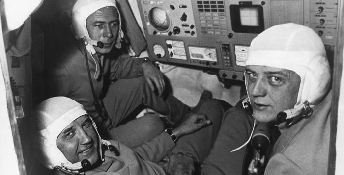 Погибший экипаж корабля «Союз-11»./Фото: aboutspacejornal.net