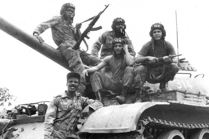 За 1968-1991 годы в Йемене побывали 5245 советских военных специалистов. /Фото: sensum-club.pro
