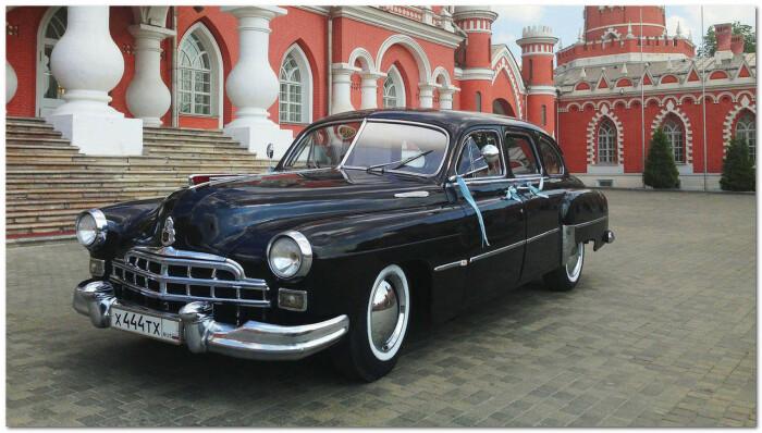 Советский лимузин. /Фото: 64.media.tumblr.com