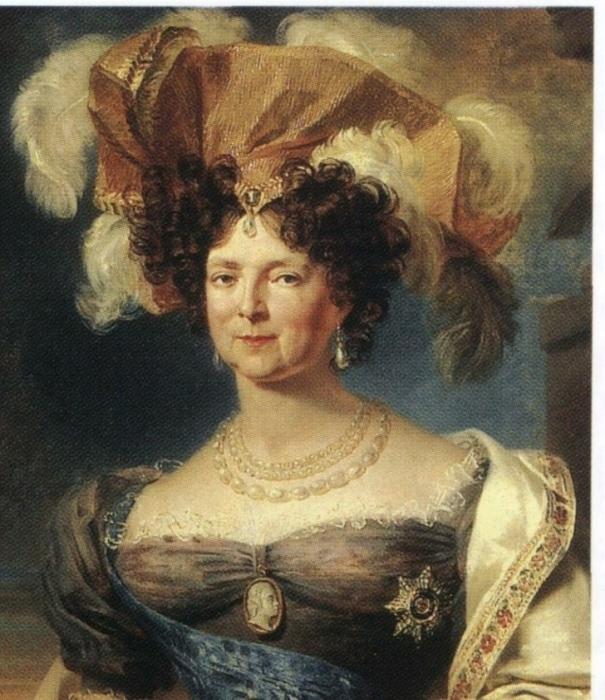 Императрица Мария Фёдоровна в старости./Фото: mtdata.ru