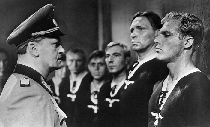 Сцена из фильма «Третий тайм» (1962 год)./Фото: mtdata.ru