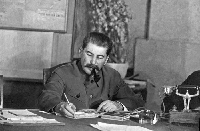 Сталин считал Лукина не опасным, «преданным человеком». /Фото: upload.wikimedia.org