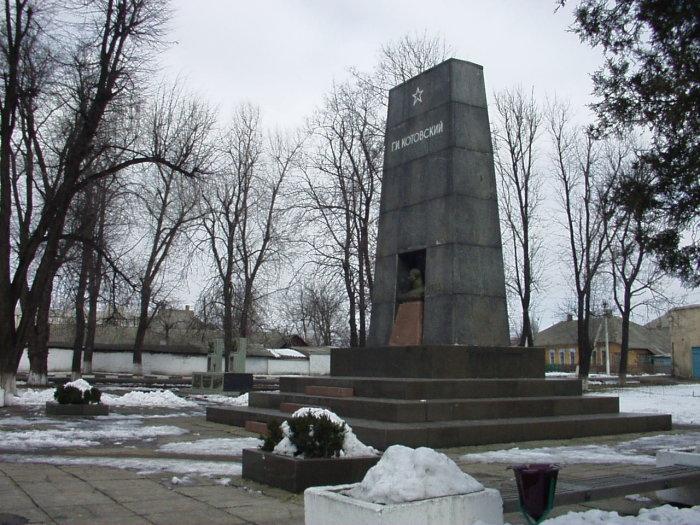 Мавзолей в честь Григория Котовского в г. Котовск Одесской области, где он был похоронен./Фото: cdn1.img.ukraina.ru
