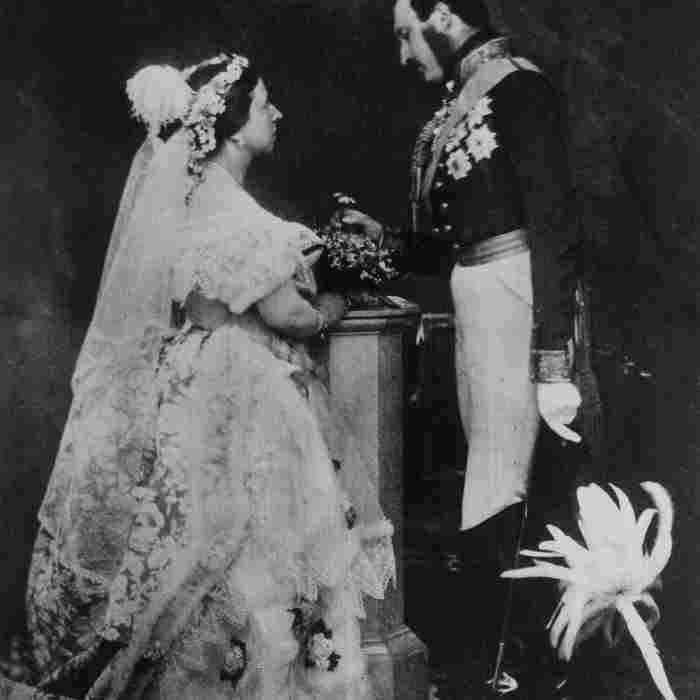 Свадьба Виктории и принца Альберта Саксен-Кобург-Готского./Фото: thescottishsun.co.uk