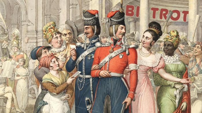 В войну 1812-го подразделения Чернышёва успешно громили коммуникации французов. /Фото: cdni.rbth.com