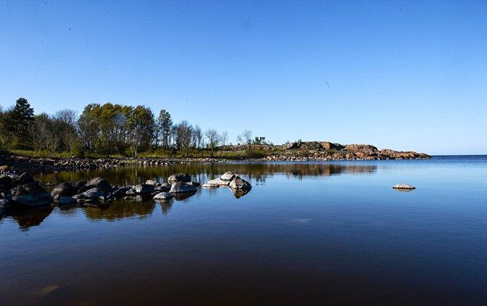 Побережье острова Гогланд./Фото: cdn2.img.rs.sputniknews.com