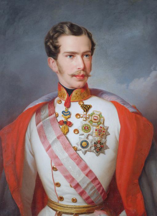 Австрийский император Франц-Иосиф. /Фото: s018.radikal.ru