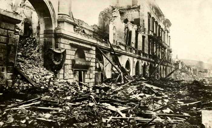 Мессинское землетрясение 1908 года./Фото: imgprx.livejournal.net