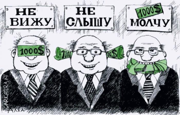 Коррупционные сÑемы в Ñ€ÐµÑÐ¿ÑƒÐ±Ð»Ð¸ÐºÐ°Ñ Ð¿Ð¾Ñ€Ð°Ð¶Ð°Ð»Ð¸ масштабами ущерба./Фото: newizv.ru