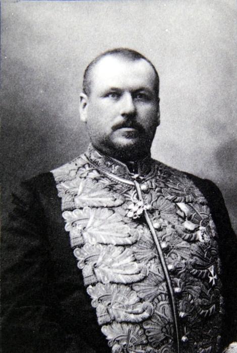 Михаил Родзянко, 1910 год./Фото: prlib.ru