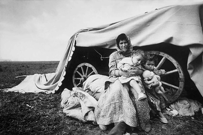 Не более 5% цыган на деле стали колхозниками. /Фото: avatars.mds.yandex.net