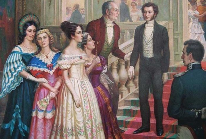 Пушкин известен как любитель женской красоты. /Фото: go29.ru