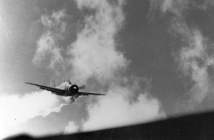 За время операции «Звёздочка», лётчик Мамкин перевёз на самолёте более 90 человек. /Фото: waralbum.ru