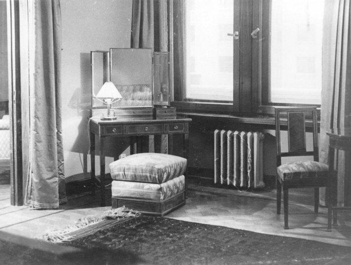В послевоенное время упор делался на чистоту. /Фото: roomester.ru
