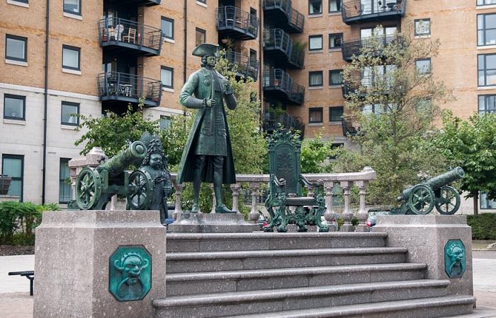 Как Лондон принимал Петра I, и чему научился русский царь в Англии