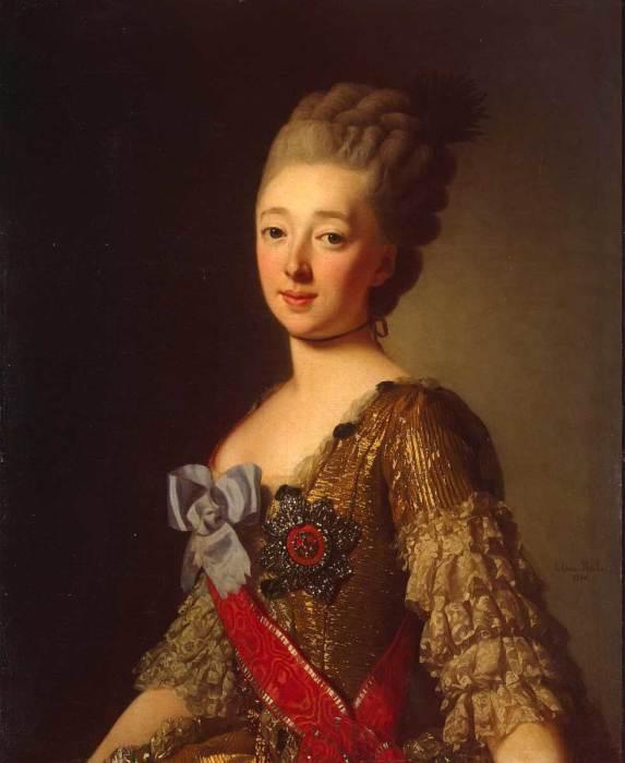 Великая княгиня Наталья Алексеевна – первая жена Павла I./Фото: territaland.ru