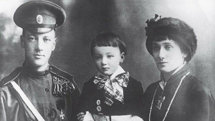 Тайна рождения Льва Гумилева так и не была раскрыта. /Фото: pbs.twimg.com