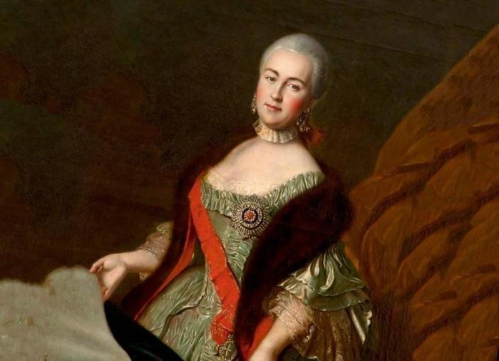 Екатерина II была очень энергичной женщиной. /Фото: pbs.twimg.com