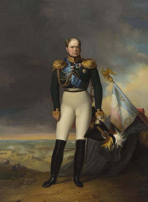 Константин Павлович зарекомендовал себя отважным воином. /Фото: upload.wikimedia.org