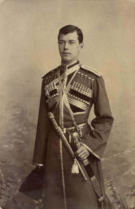 Цесаревич Николай Александрович./Фото: i.pinimg.com