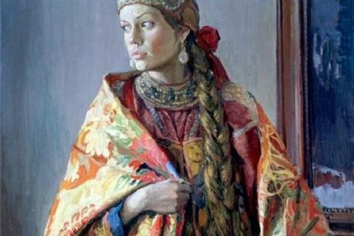 Коса на Руси  олицетворяла силу жизненной энергии и женскую честь. /Фото: img03.rl0.ru