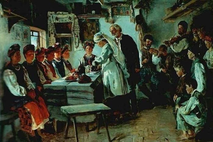 Традиционно свататься должен жених, но бывали и зеркальные ситуации. /Фото: travel-dom.ru