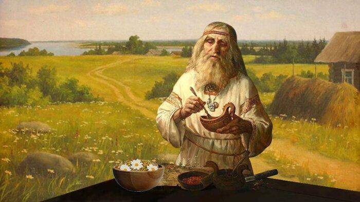 Целителей-травников не отпевали и крест на могиле не ставили. /Фото: viking-crimea.com